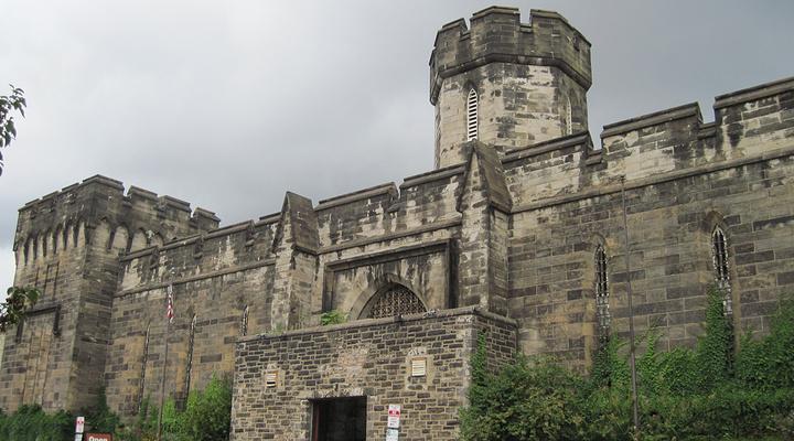 费城东方州立监狱旅游图片