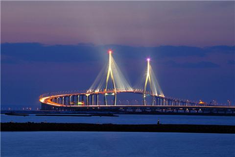 仁川大桥展望台