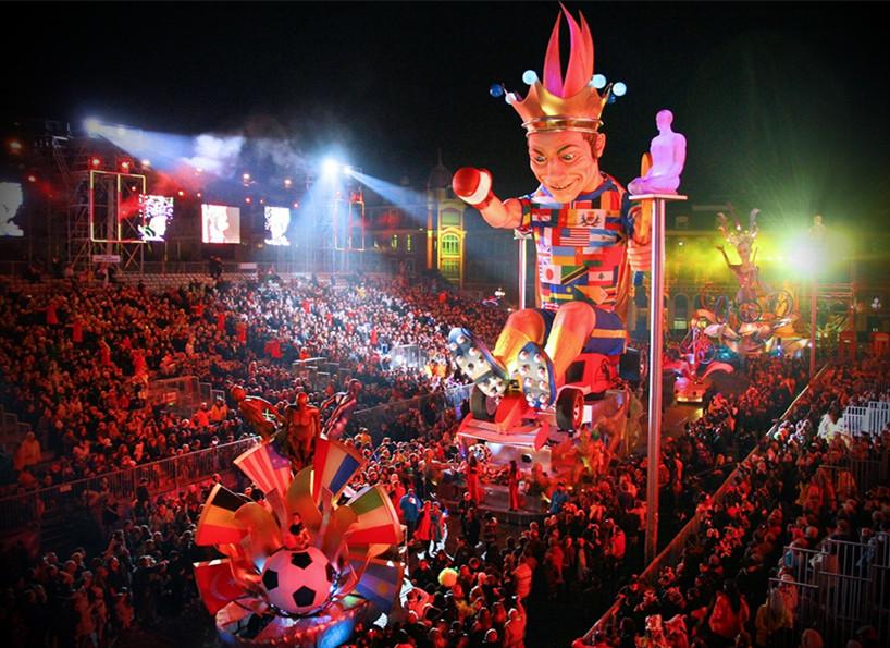 法国尼斯狂欢节(le Carnaval à Nice)