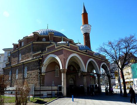班亚巴什清真寺的图片