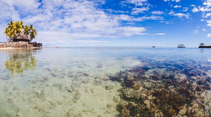 珊瑚海岸旅游图片