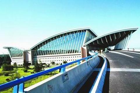 浦东国际机场的图片
