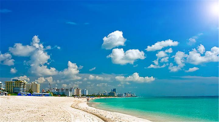 南海滩 旅游图片