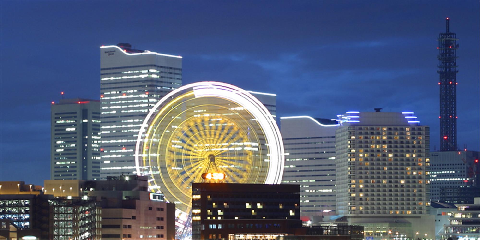 横滨的完美一天