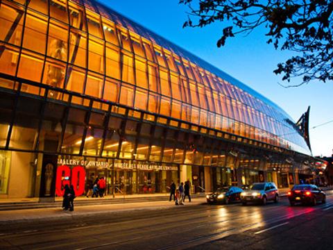 安大略省美术馆旅游景点图片