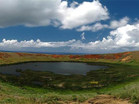 拉诺拉拉库旅游景点图片