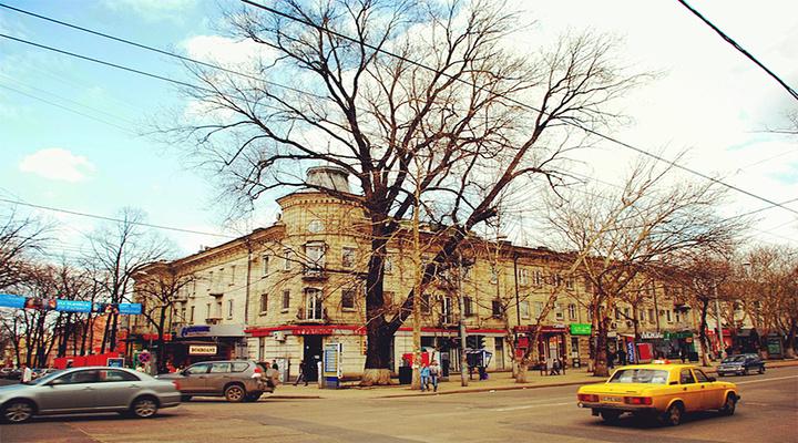 基希纳乌列宁大街旅游图片