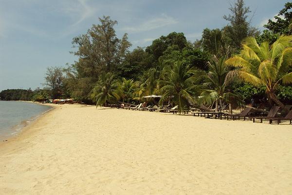 胜利海滩 Victory Beach旅游图片
