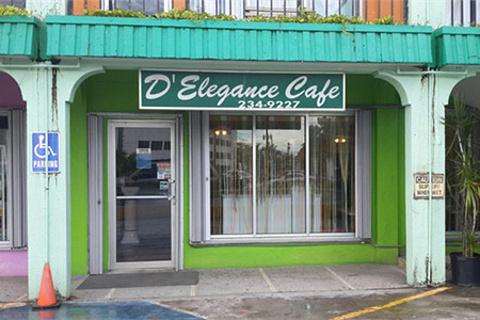 D'Elegance Cafe