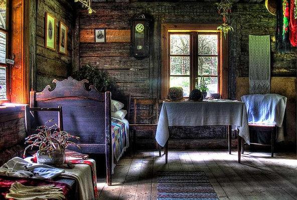 拉脱维亚民族史露天博物馆旅游图片