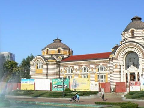 索菲亚公共矿物浴场旅游景点图片