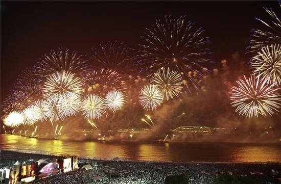 蓬塔内格拉跨年派对( Ponta Negra's New Year's Eve Party)