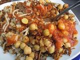 杂豆饭(Koshari)