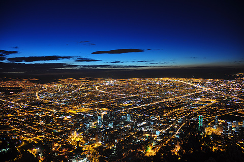 波哥大旅游景点图片