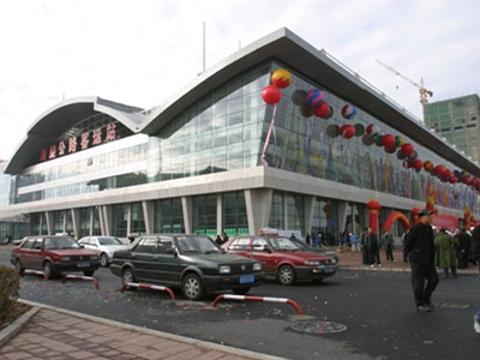 长春客运中心站旅游景点图片