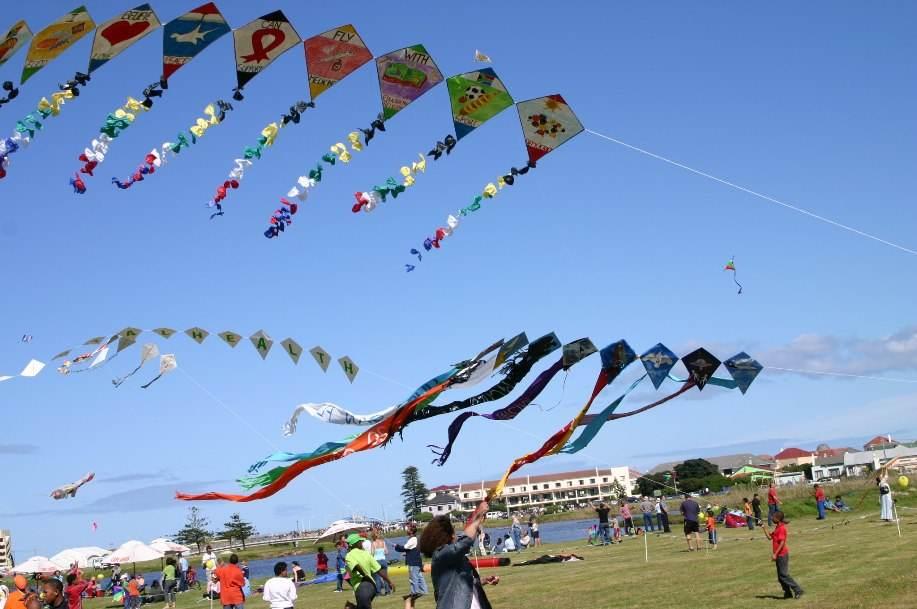 开普敦国际风筝节