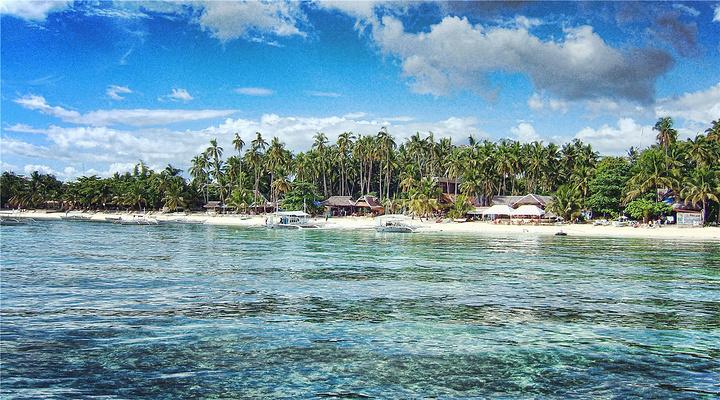 邦劳岛旅游图片