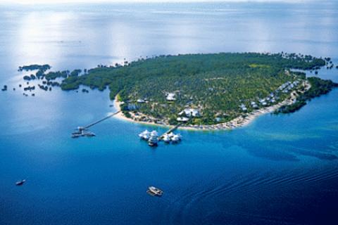 爱妮岛旅游景点图片