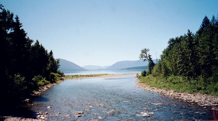Lake McDonald旅游图片