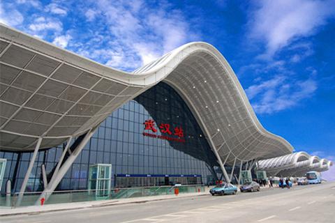 武汉站的图片
