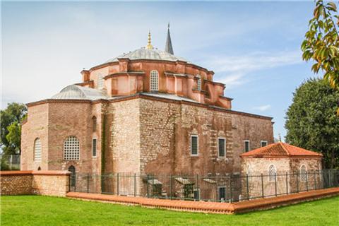 小圣索菲亚教堂的图片