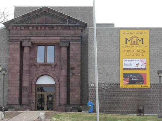 蒙克顿博物馆旅游图片