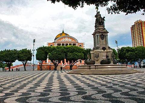 玛瑙斯旅游景点图片