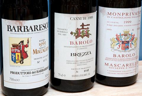 巴罗洛(Barolo)葡萄酒