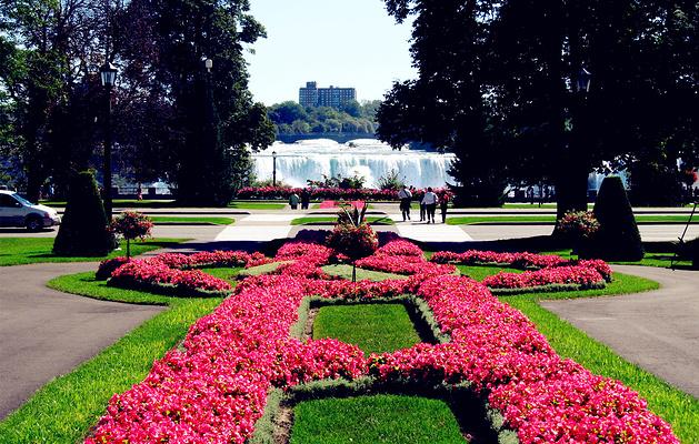 维多利亚女王公园旅游图片