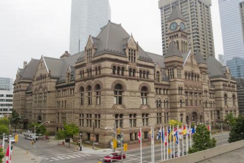 旧市政厅的图片