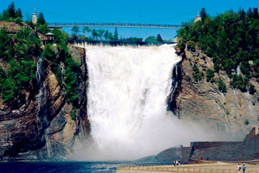 美洲 加拿大 魁北克省 魁北克市 - 西部落叶 - 《西部落叶》· 余文博客