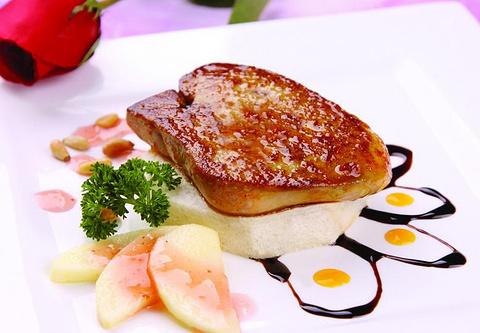 鹅肝(Foie gras)