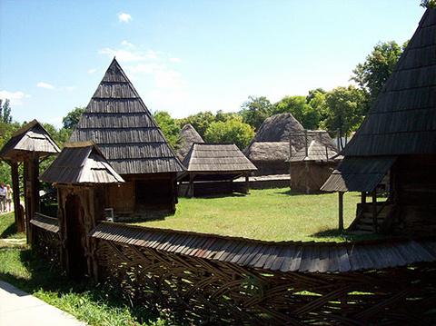 卢布林露天村落博物馆