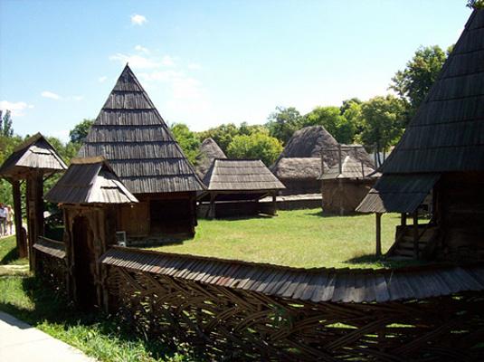 卢布林露天村落博物馆旅游图片
