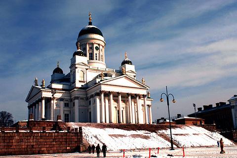 赫尔辛基旅游景点图片