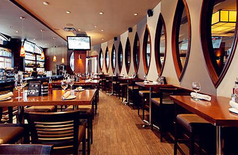 Mozza餐厅