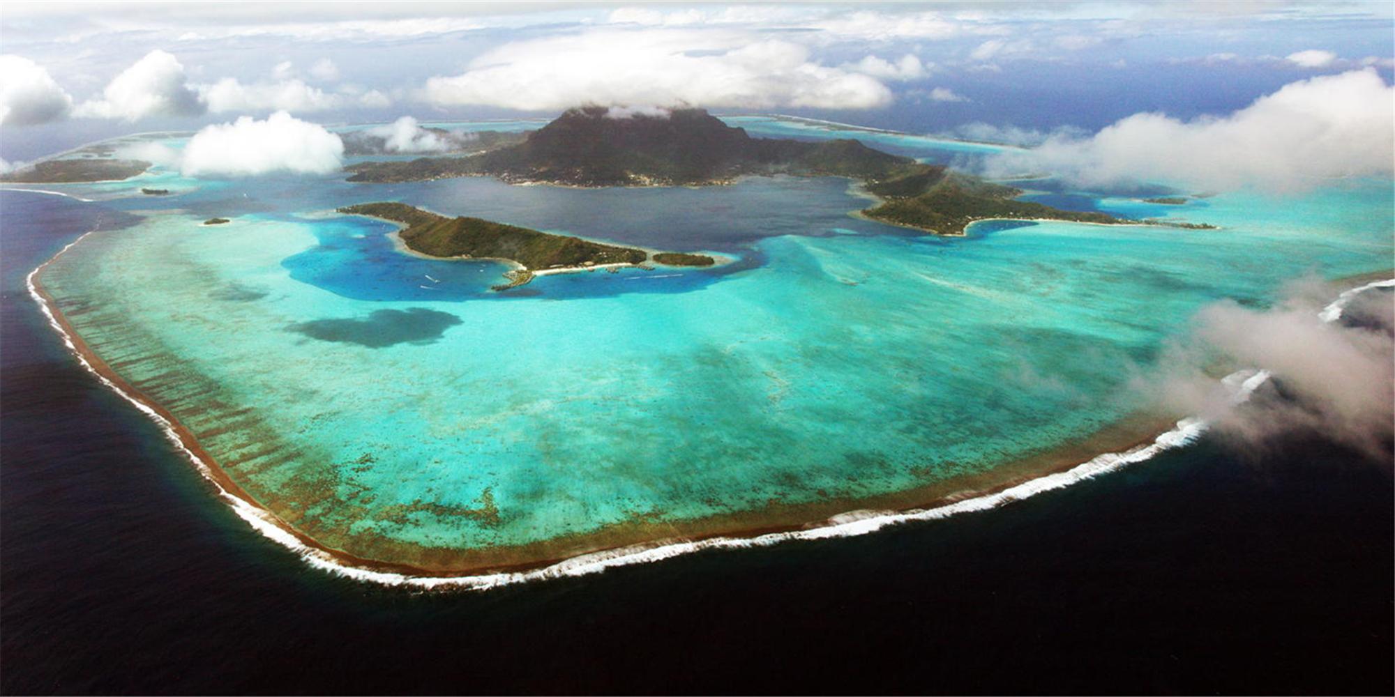 波拉波拉岛享受天堂2日游