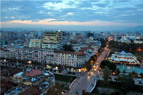 地拉那旅游景点图片