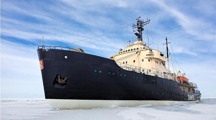 破冰船之旅旅游图片