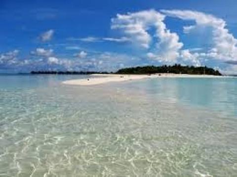 停泊岛旅游图片