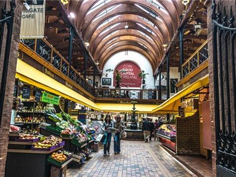 英国市场旅游景点图片
