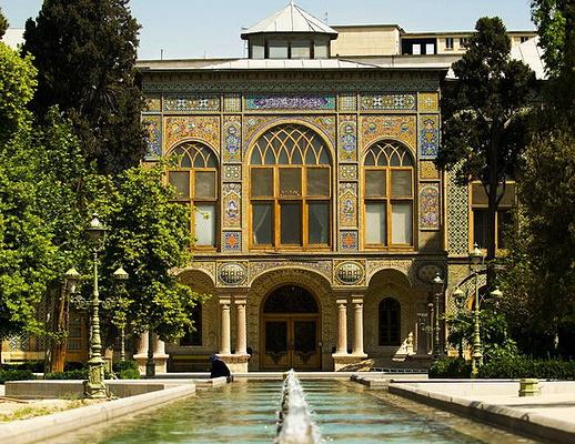 古列斯坦皇宫旅游图片