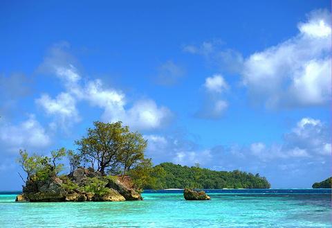 帕劳旅游图片