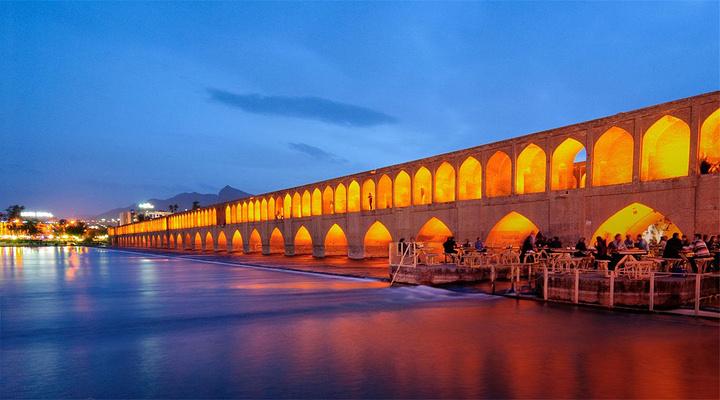三十三孔桥旅游图片