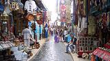 突尼斯旧城区