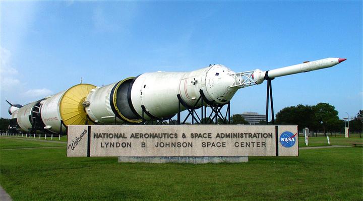 休斯顿太空中心旅游图片