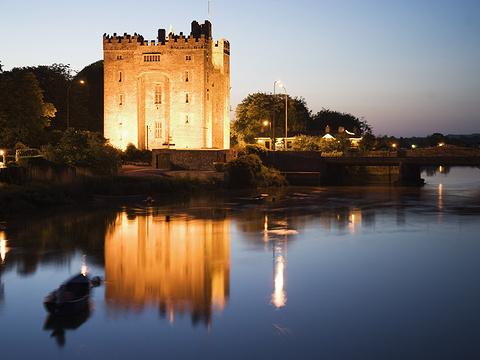 Bunratty城堡旅游景点图片