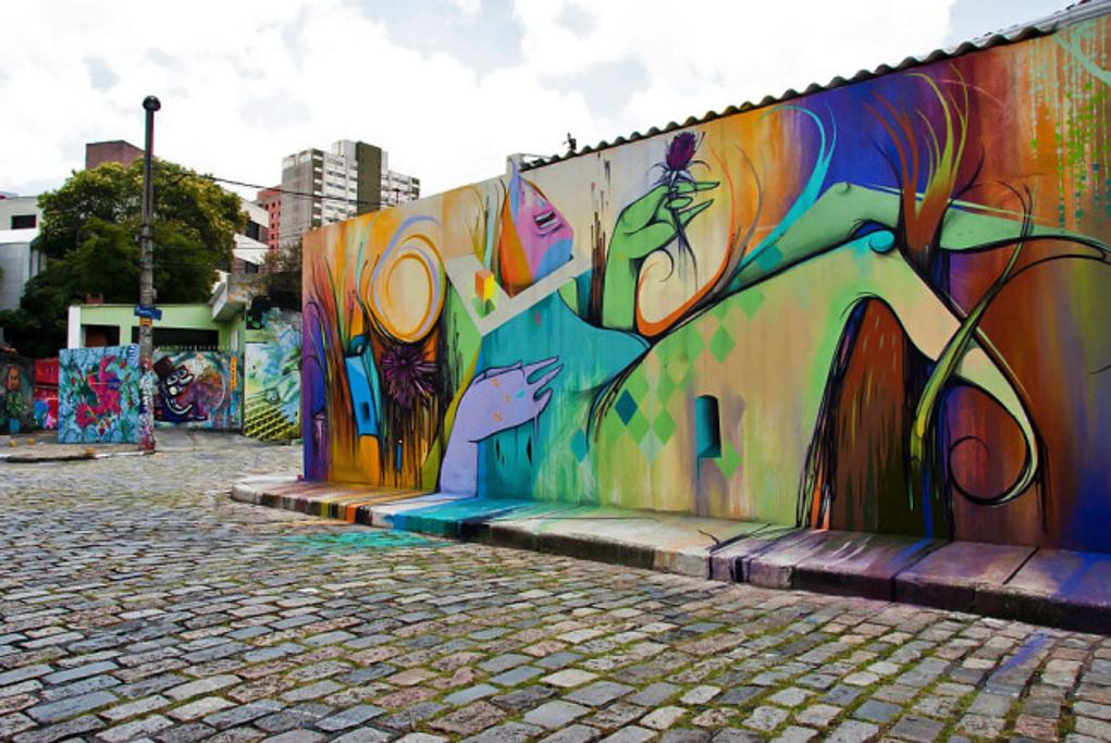 美洲 巴西联邦共和国 圣保罗州 圣保罗市 - 西部落叶 - 《西部落叶》· 余文博客