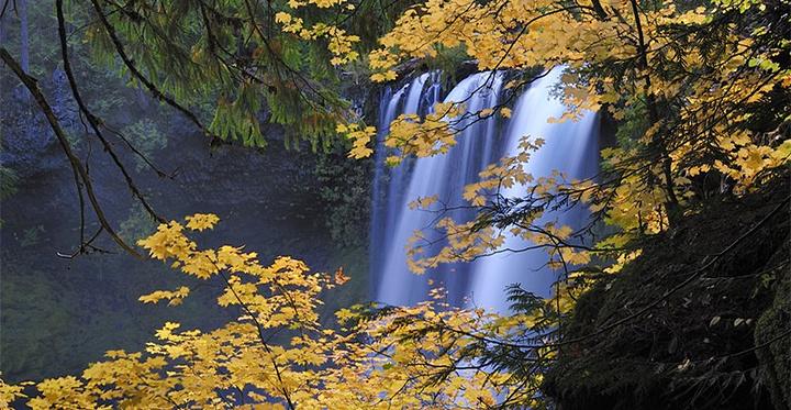 摩特诺玛瀑布旅游图片