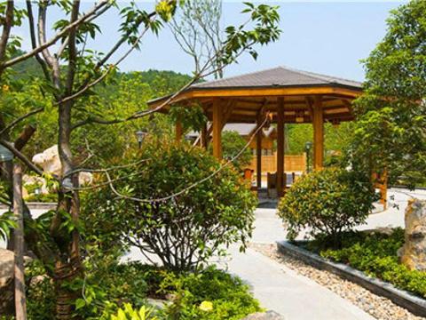 二灵山温泉旅游景点图片